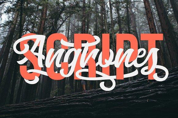 Anghones Script