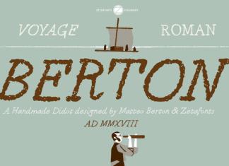 Berton Font Family