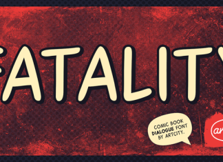 Fatality Font Family