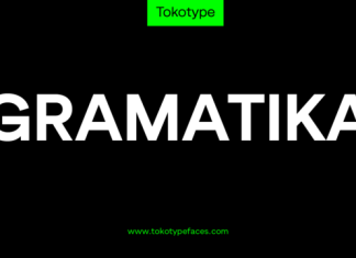 Gramatika Font Family