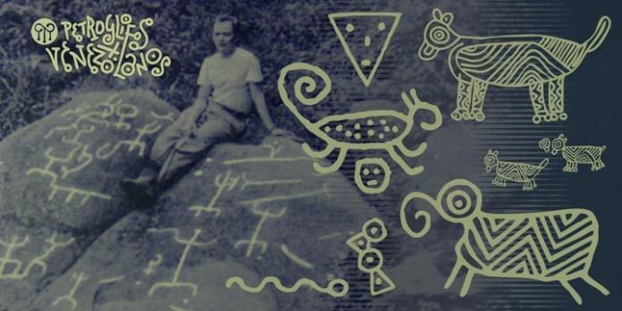 Petroglifos Font