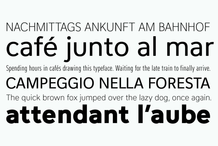 Scanno Font Family