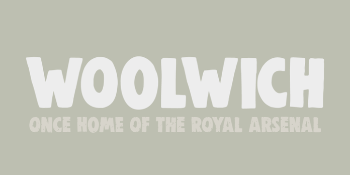 Woolwich Font Family
