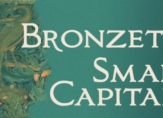 Bronzetti Font Script