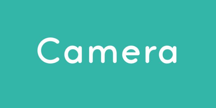 Camera Font Sans Serif