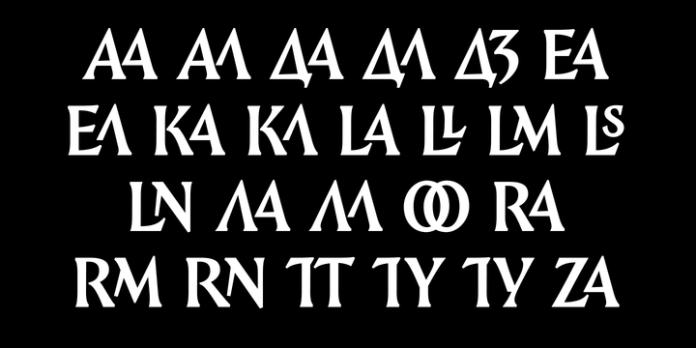 Epos Font Family