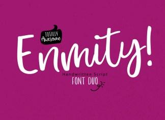 Fontbundles - Enmity