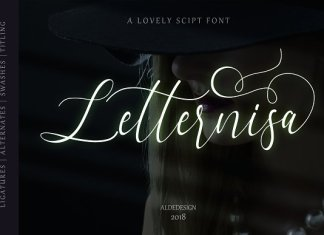 Letternisa - Beautiful Script