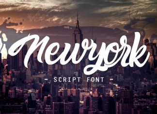 Newyork Script Font