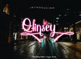 Qlinsey Font