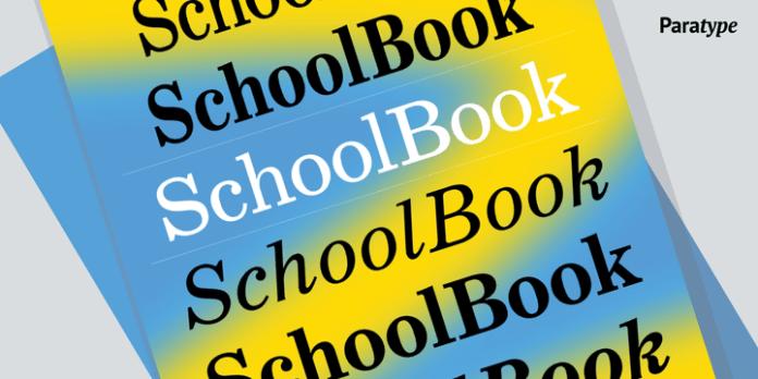Schoolbook Font