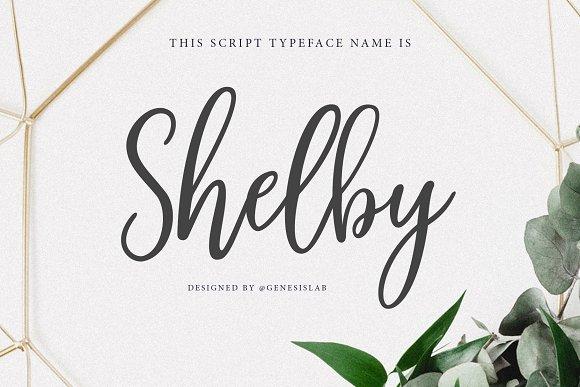 Shelby Script
