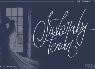 Sidoraby Font Family