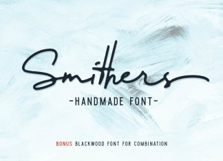 Smithers Font