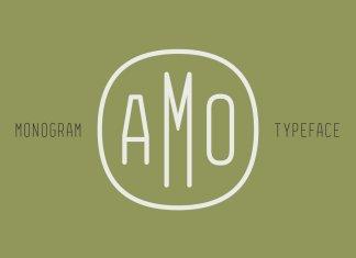 Amo Font Script