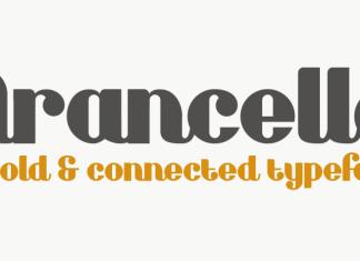Arancello Font