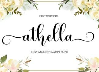 Athella Font