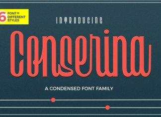 Conserina Font