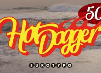 Hotdogger Font