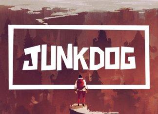 Junkdog Typeface Font