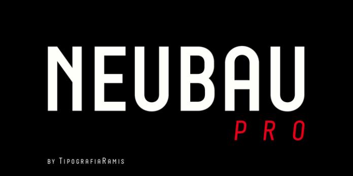 Neubau Pro Font Family