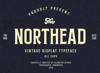Northead Font