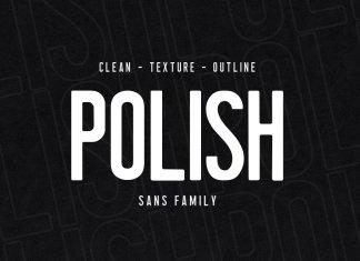 Polish Sans Serif Fon