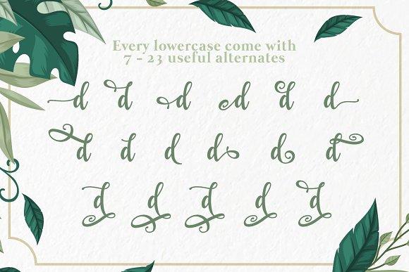 Samellya - Crafter's Font!