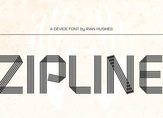 Zipline Font Family