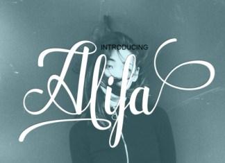 Alifa Font