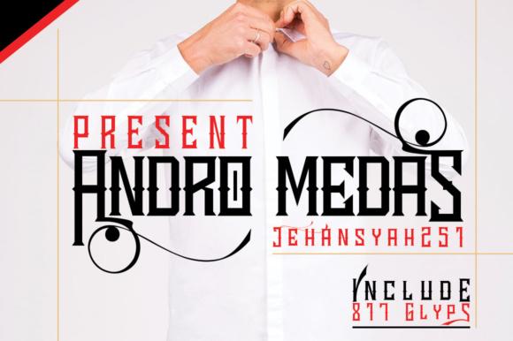 Andro Medas Font