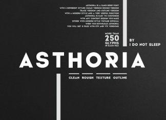 Asthoria Font
