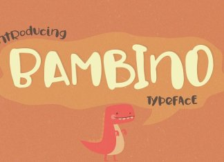 Bambino Script Font