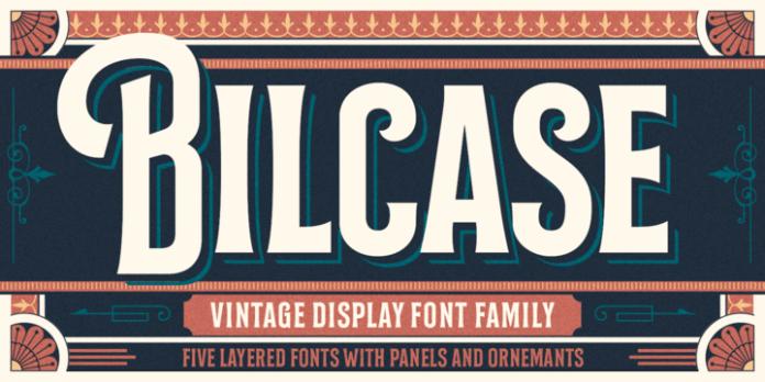Bilcase Font Family