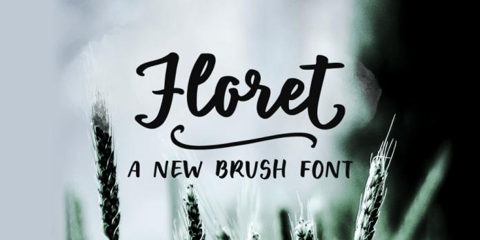 Floret Font