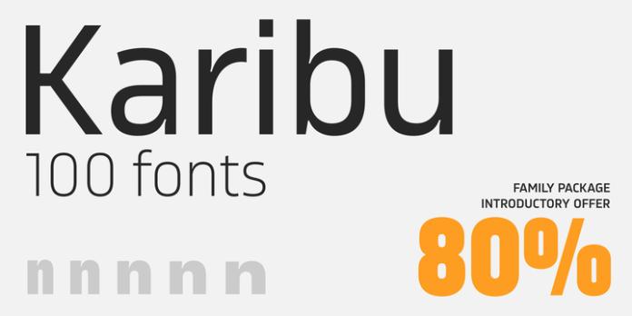 Karibu Font Family