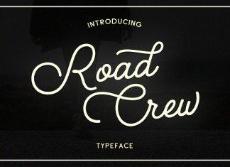 Road Crew Font