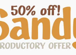 Sandy Script Font