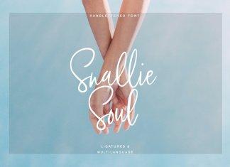 Snallie Soul Font