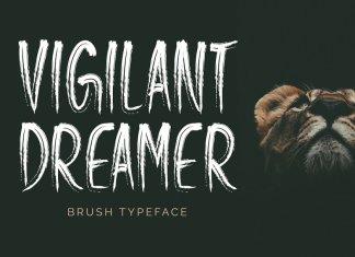 Vigilant Dreamer Typeface