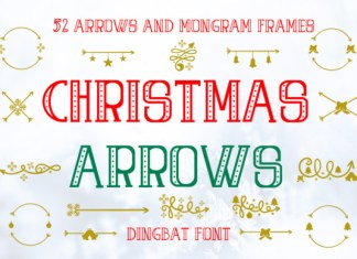 Christmas Arrows