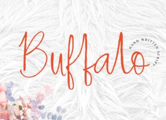 Hey Buffalo Font