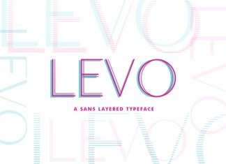 Levo Sans Font
