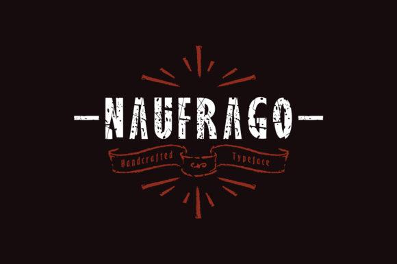 Naufrago Font