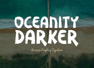 Oceanity Darker Regular Font