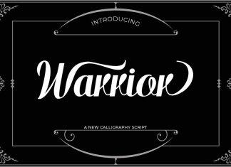 Warrior Script Font