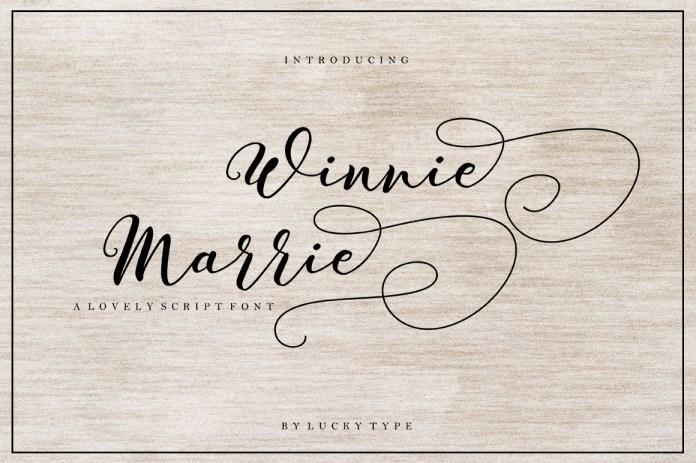 Winnie Marrie Script