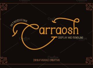 Carraosh Font