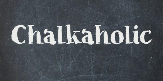 Chalkaholic Font Family