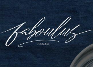 Faboulus Font